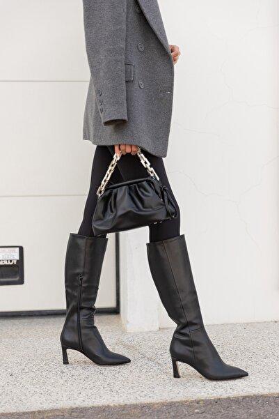 ANGELİNA JONES Kadın siyah Çizme