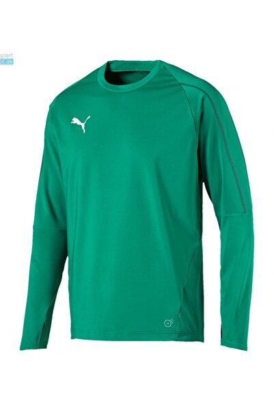 Puma Erkek Spor Sweatshirt - FINAL Training - 65529005