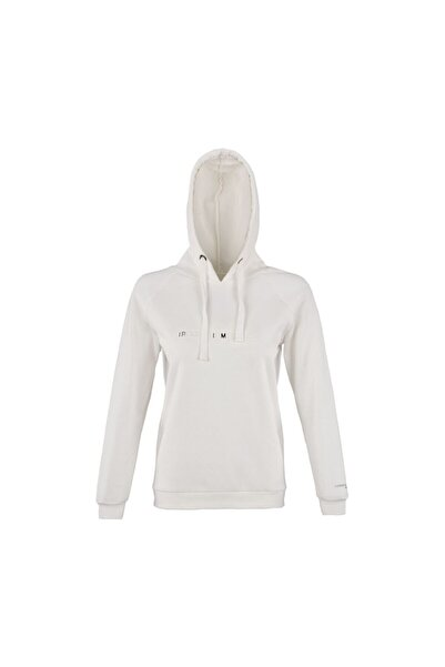 lumberjack As00513345 100568800 Miracle Sweatshirt Kadın Sweat Beyaz