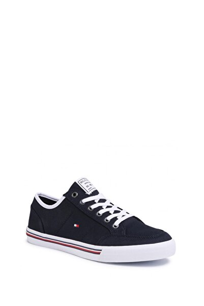 Tommy Hilfiger Erkek Lacivert Sneaker Fm0fm02676