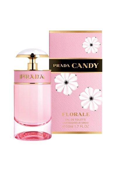 Prada Candy Florale Edt 50 Ml Kadın Parfümü 8435137739004