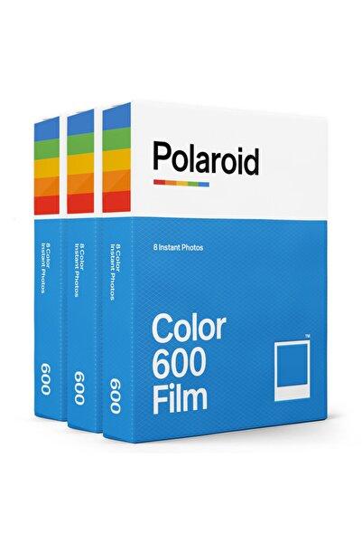 Polaroid Color 600 Ve I-type Uyumlu 8x3 24lu Film