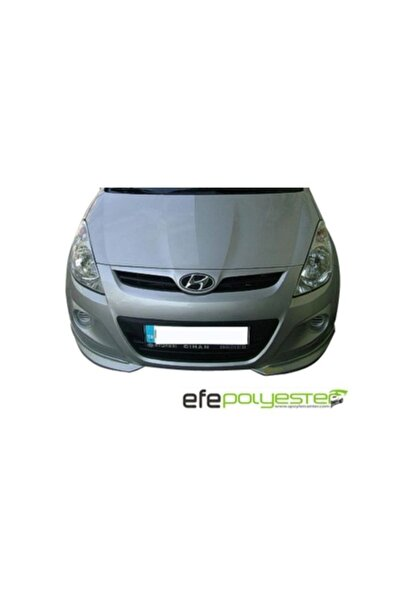 Hyundai I20 Ön Karlık Ön Tanpon Eki