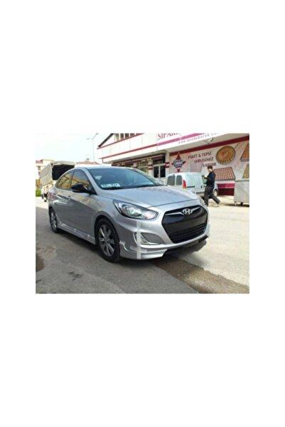 Hyundai Accent Blue Ön Karlık Ön Tanpon Eki