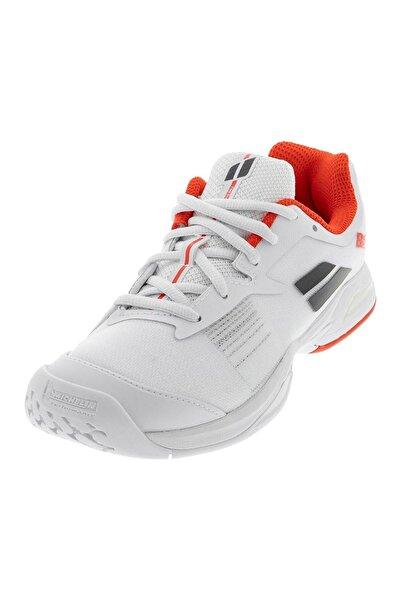 BABOLAT Jet All Court Junior Tenis Ayakkabısı Beyaz