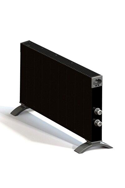 Luxell Hc2947 Konvektör - Konveksiyonel Isıtıcı Siyah