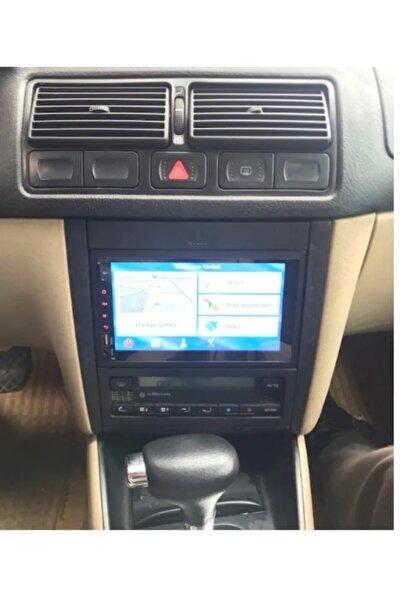 Orpheus Volkswagen Bora Uyumlu Double Din Oto Teyp Drivetec Dc-725 Modeli Dokunmatik Multimedya+kamera
