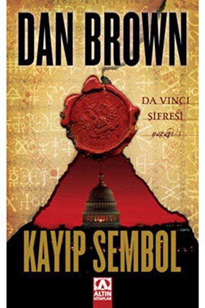 Altın Kitaplar Kayıp Sembol - Dan Brown