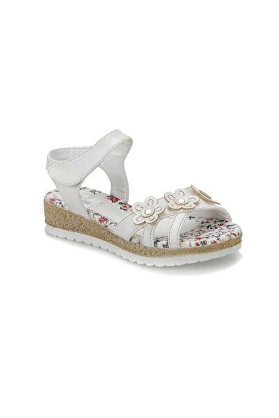 SEVENTEEN Kız Çocuk Beyaz  Basic Casual Ayakkabı Olıa P