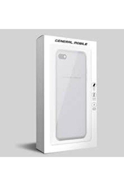 General Mobile Gm 8 Go Kutulu Silikon Kılıf (telpa)
