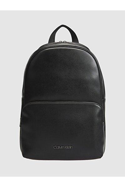 Calvin Klein Erkek Siyah Sırt Çantası