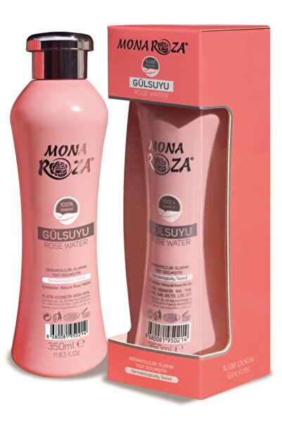 MonaRoza Naturel Gülsuyu 350 ml
