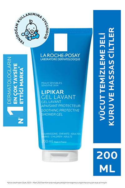 La Roche Posay LipikarGel Lavant Tüm Aile İçin Koruyucu&Yatıştırıcı Vücut Jeli 200 ml 3337872418778
