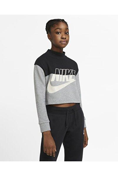 Nike Unisex Çocuk Bej Sportswear