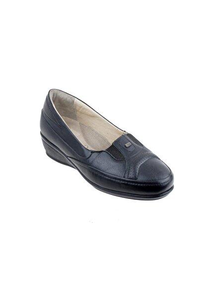 ATİKER 162062 Deri Ortopedi Bayan Ayakkabı