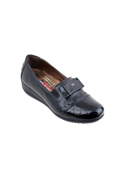 ATİKER 152187 Deri Ortopedi Bayan Ayakkabı