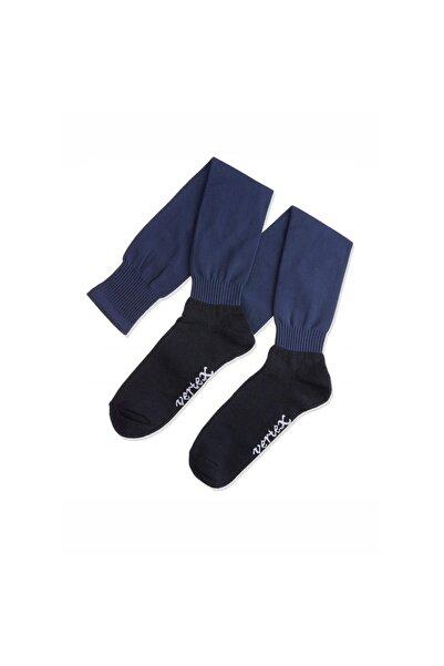 MOLTEN Kaly Mavi Beyaz Futbol Çorabı (-kaly-19)