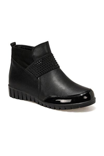 Polaris 161397.z Siyah Kadın Comfort Ayakkabı