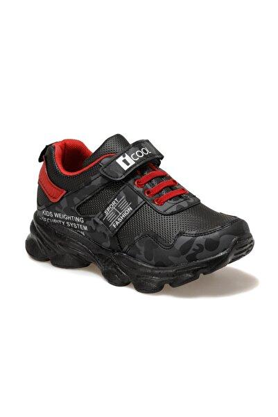 I COOL ARMY Siyah Erkek Çocuk Yürüyüş Ayakkabısı 100570212