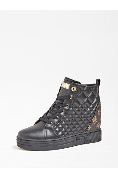 Guess Kadın Kahverengi Fase Sneaker