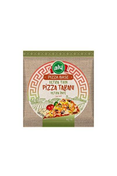 Aly Ultra İnce Pizza Tabanı 27 cm 4'lü  440 gr