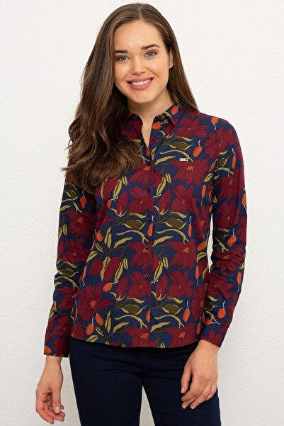 U.S. Polo Assn. Kadın Gömlek G082GL004.000.1099325