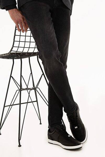 Pierre Cardin Erkek Siyah Sneakers Ayakkabı S021SZ033.CS1.9527-SK20