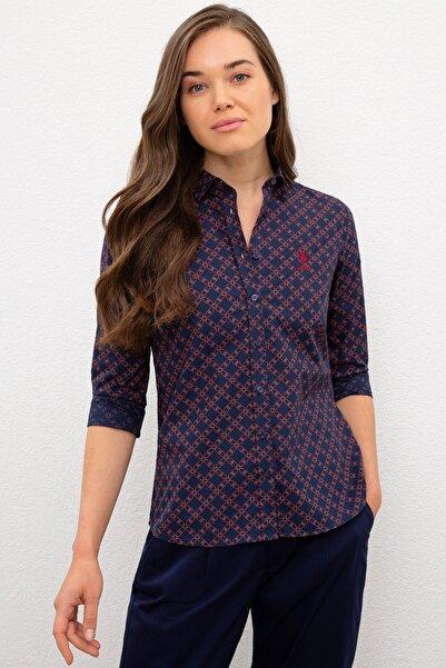 U.S. Polo Assn. Kadın Gömlek G082GL004.000.1099111