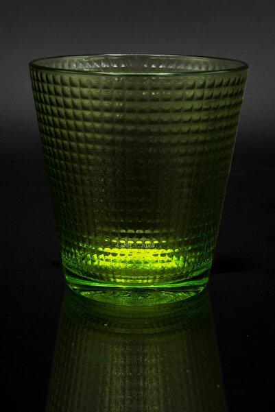 Paşabahçe Genaration 6'lı Yeşil Su Bardağı