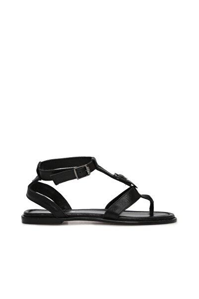 Dıvarese Kadın Siyah Sandalet 5024308