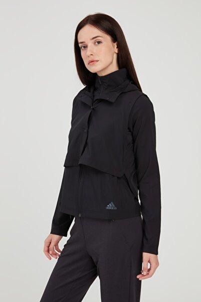 adidas Kadın Sweatshirt - Adapt Layer Jkt - EA3288