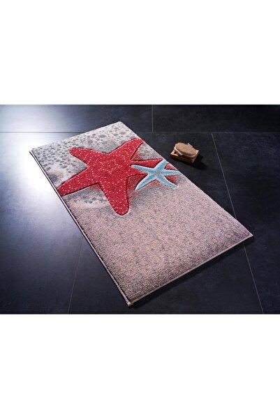 Confetti Sea Star Mercan Banyo Halısı 80x140cm
