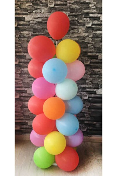 araget Ayaklı Balon Standı 7'li 160 Cm
