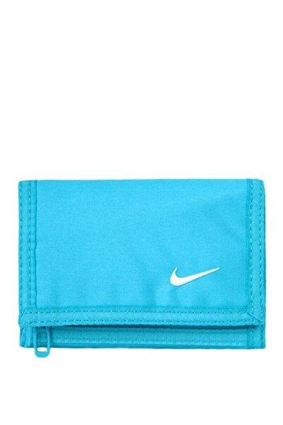 Nike Unisex Turkuaz Basic Cüzdan (nıa08429ns)