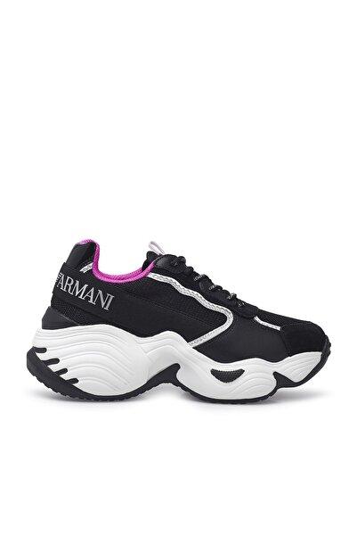 Emporio Armani Kadın Sneaker Ayakkabı S X3x088 Xm059 N102