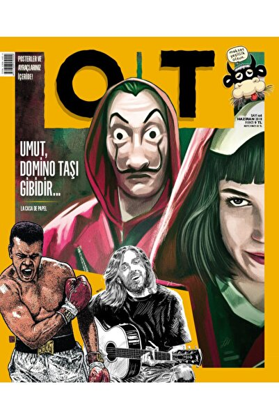 Ot Dergisi 64. Sayı