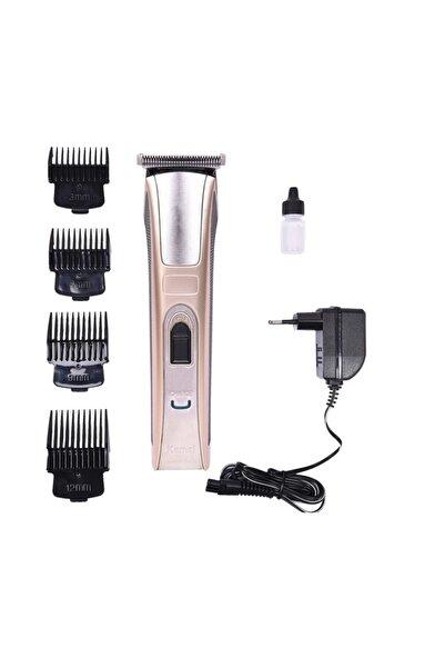 Dearling Profesyonel Şarjlı Saç Sakal Tıraş Makinesi