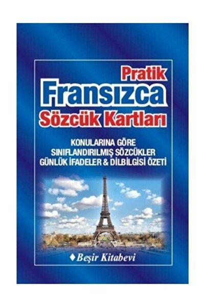 Beşir Kitabevi Pratik Fransızca Sözcük Kartları