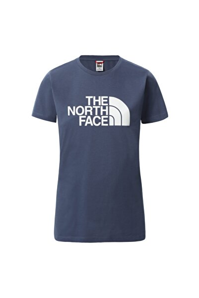 THE NORTH FACE W S/s Easy Tee Kadın Lacivert Tshirt Nf0a4t1qwc41