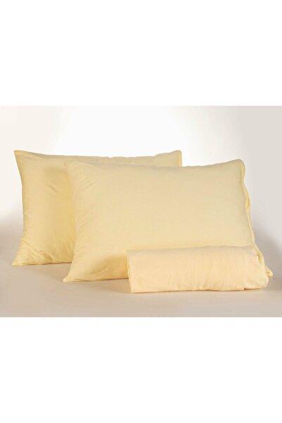 Doqu Home Penye Çarşaf Takımı Tek Kişilik - Sarı