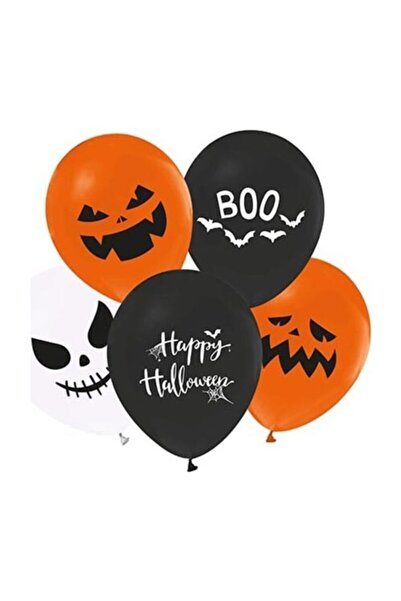 Happyland Cadılar Bayramı Halloween Balon 10 Adet