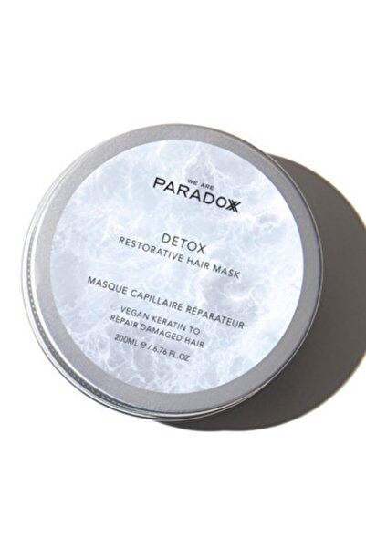 PARADOX We Are X Detox Restoratıve Haır Mask 200ml