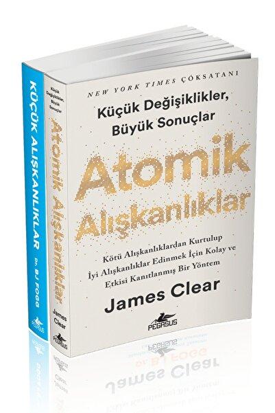 Pegasus Yayınları Atomik Alışkanlıklar - Küçük Alışkanlıklar Takım Set 2 Kitap