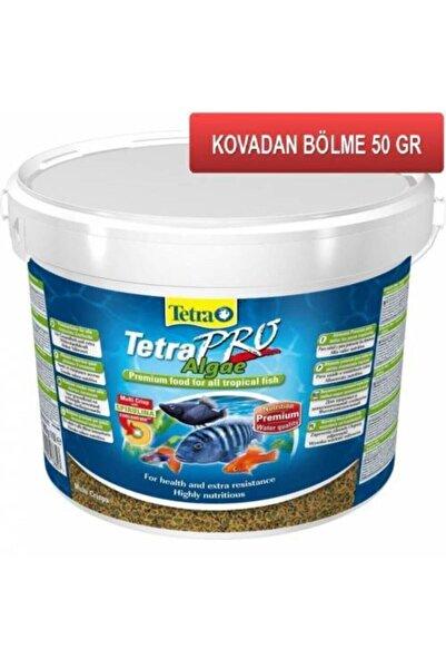 Tetra Pro Algae 50 Gr. Vegatable Skt: 06/2022