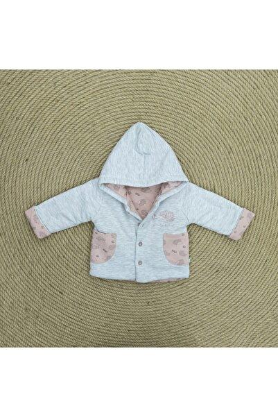 Bibaby Organic Penye Kalın Ceket