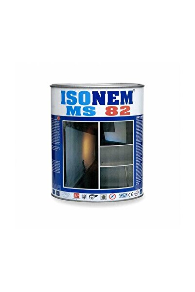 Isonem Ms 82 Nem Boyası ve Rutubet Boyası 1 kg