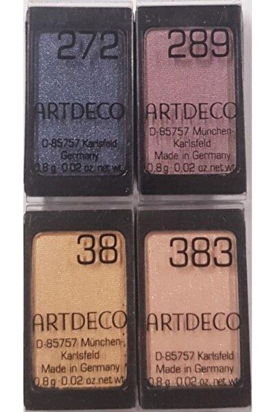 Artdeco 4lü Far Seti 3001