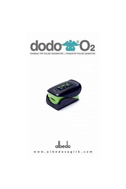 Dodo Parmak Tipi Pulse Oksimetre Alarmlı Nabız Oksijen Ölçer