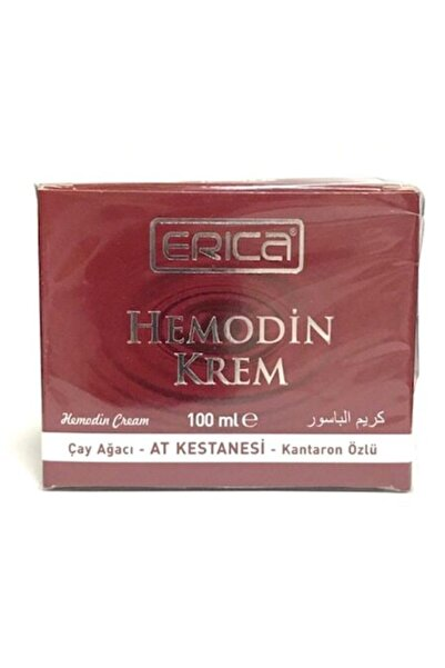 Erica Hemodin Hemoroid Kremi 100 Ml