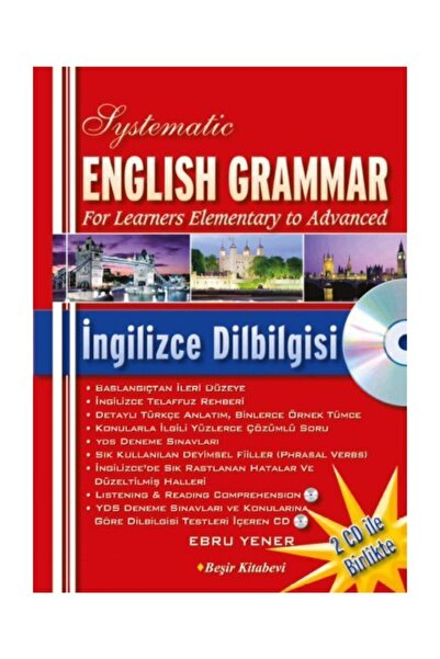 Beşir Kitabevi Systematic English Grammer With Cd